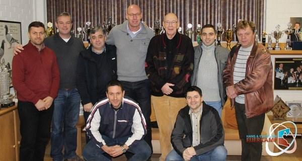 Visitors Slovakia Austria Croatia Serbia