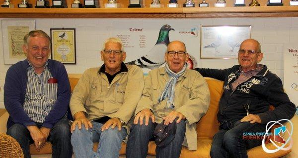 Partnership Blanke-Wemmenhove celebrates 50th anniversary with visit