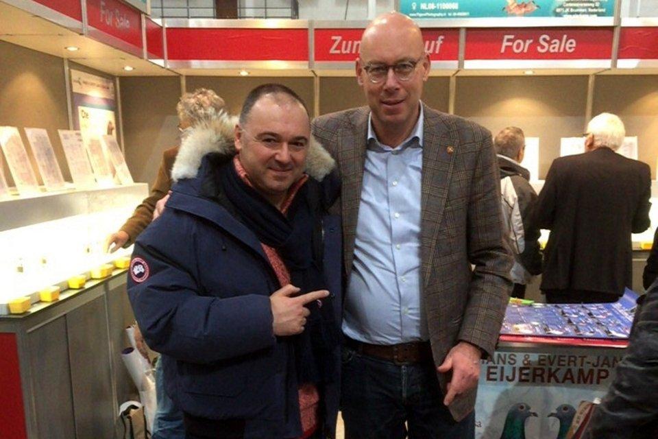 Evert Jan and Florea Sorin Olympiad Budapest