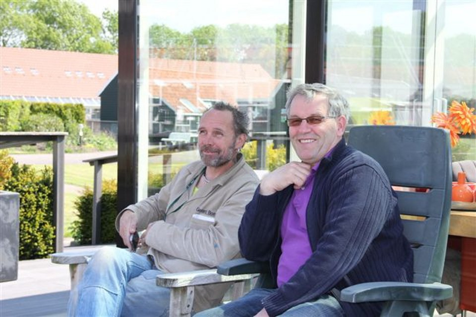 Gerard Boesveld and Ab Welgraven