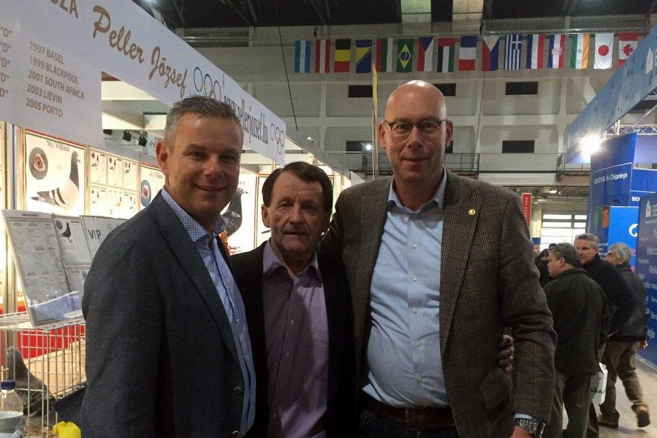 Jozef Peller, Henk Jurri�ns and Evert Jan