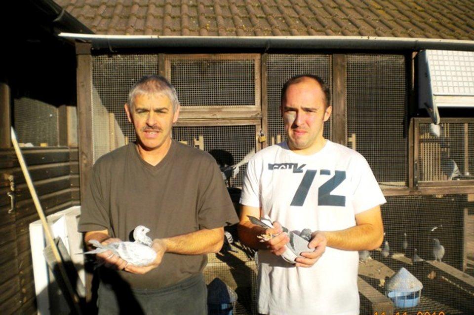 Kulpa Steve and Paul, Berkshire