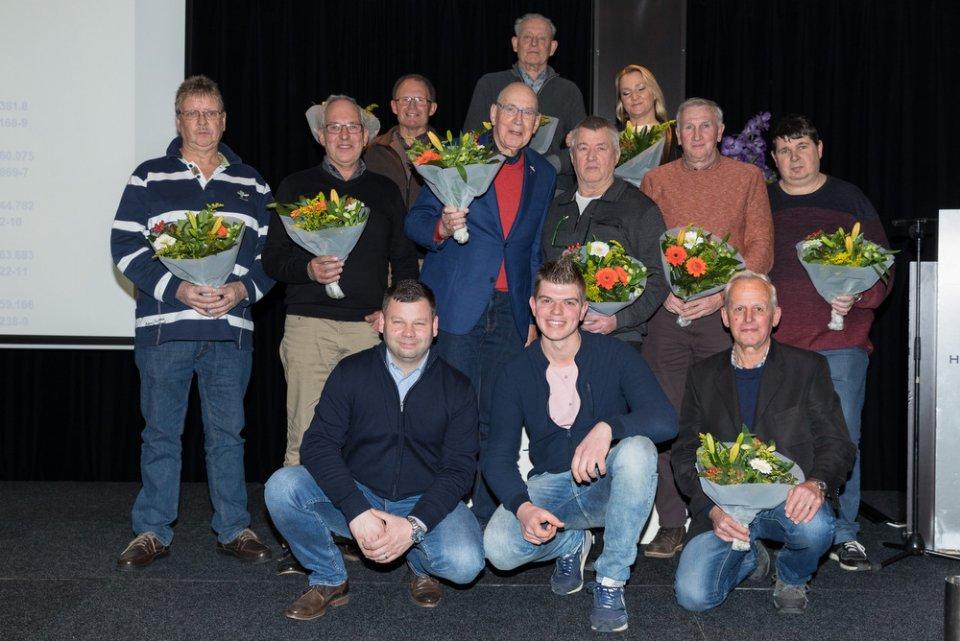 Hans & Evert Jan Eijerkamp 6th WHZB / TBOTB 2017
