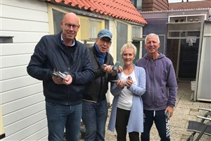 Mooie Jan, 7th Nat. Ace Pigeon One Day Long Distance WHZB 2018 moves to Brummen