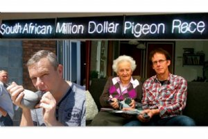 1st South African Million Dollar Pigeon Race 2013